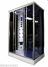 Two person Steam Shower Cabin,Massage,AromatherapyTermostet.6 Year Warranty