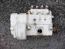 Tschechische Einspritzpumpe Notstromagregat Kompressor ähnlich Zetor 50 Super