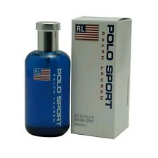 Polo Sport Cologne by Ralph Lauren, 4.2 oz EDT Spray for Men NEW
