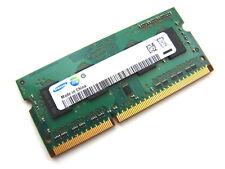 Samsung M471B5173BH0-CH9 4GB 1Rx8 Sodimm PC3-10600S-09-11-B2 DDR3 Memoria portátil