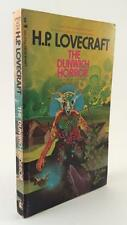 1963 THE DUNWICH HORROR H.P. LOVECRAFT VINTAGE PAPERBACK HORROR OCCULT