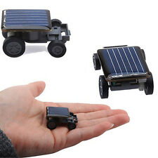 SOLAR POWER MINI TOY CAR COOL RACER POPULAR FUNNY ELECTRIC TOYS GADGET STUNNING