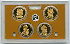 2011 Presidential Dollars $1 Proof Coin Set - United States Mint - KZ679