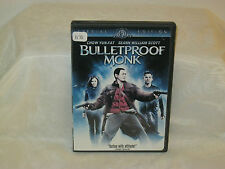 Bulletproof Monk (DVD, 2009) Movie PG 13 Action Adventure Seann William Scott