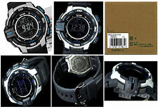 Casio Pro Trek PRG270-7 Triple Sensor Version 3 Tough Solar One Touch Watch