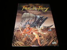 Arleston / Mourier : Trolls de Troy 3 : Comme un vol de Pétaures DL avril 1999