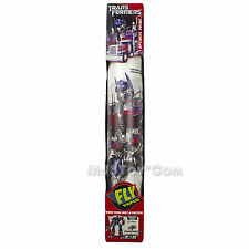 NEW 2007 Transformers OPTIMUS PRIME Fly Paper Poster Removable Reusable Decor