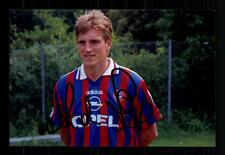 super AK Foto Andreas Herzog Bayern München 1995-96(5) Original Signiert