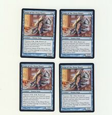 4X NINJA OF THE DEEP HOURS BOK BETRAYERS OF KAMIGAWA PLAYSET    MTG     NM