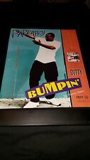 Paperboy Bumpin' The Nine Yards Rare Original Promo Poster Ad Framed!