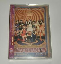 SNSD GIRLS' GENERATION HOOT JAPAN Deluxe First Limited Edition CD+DVD+Photo Book