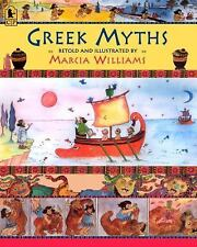 Greek Myths for Young Children-ExLibrary