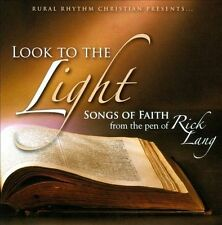 FREE US SH (int'l sh=$0-$3) ~LikeNew CD Look to the Light: Songs of Fait: Look t