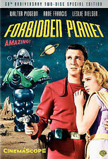 Forbidden Planet (DVD, 2006 2-Disc, 50th Anniversary Edition) The Invisible Boy