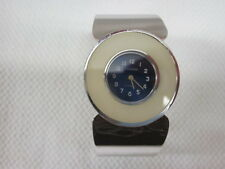 Le Courier Women's Hinged Cuff Bracelet Style Watch 17 Jewels -RARE