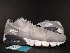 2009 Nike Air Max 90 FLYWIRE TZ TIER ZERO NSW GREY BLACK WHITE 370304-001 NEW 13