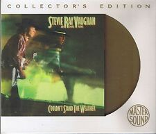 Vaughan, Stevie Ray Couldn't Stand The Weather Mastersound Gold CD SBM Neu OVP S