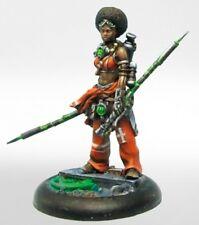 Taban miniatures Alice leader avec armes énergétiques