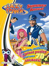 LazyTown : Summer Annual Colouring And Activity Book