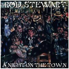 Night On The Town - Rod Stewart (2013, CD NEUF)