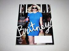 ELLE Magazine October 2012 Issue Britney Spears Exclusive RARE Out-Of-Print
