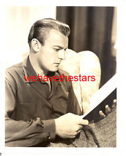 Vintage Dennis O'Keefe QUITE HANDSOME '38 DBW MGM Publicity Portrait by GRAYBILL