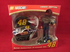 Trevco  Jimmie Johnson  #48  Dated Collectible Ornament Set  NIB  (117DJ)  36536