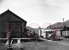 Rio Grande Southern (RGS) Galloping Goose 4 at Rico in 1947 - 8x10 Photo