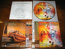 Demons & Wizards / Touched by the Crimson King JAPAN+4 Blind Guardian #F