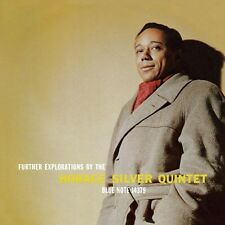 The Horace Silver Quintet Further Explorations By CD NEW RVG Blue Note Jazz