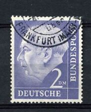 West Germany 1954 SG#1121 2dm President Heuss Used #A22236