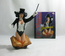 2011 DC Direct ✧ ZATANNA ✧ Women of the DC Universe Bust
