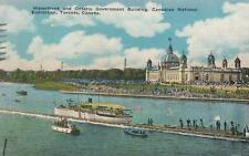 Antique POSTCARD c1931 Canadian National Exhibition TORONTO, ON 19759