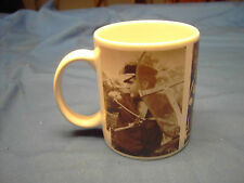 Elvis Presley 12 oz Coffee Cup From THE WERTHEIMER COLLECTION New