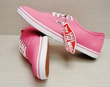 Vans Authentic Lo Pro Strawberry Pink True White VN-0XRNGY7 Womens Size 7
