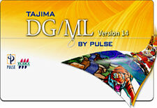 Software for embroidery machines Tajima DG/ML by Pulse Maestro Version 14