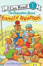 The Berenstain Bears' Family Reunion (I Can Read Book 1), Berenstain, Mike, Bere