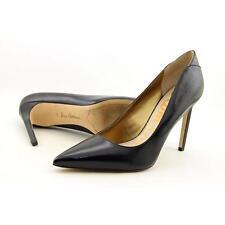 Sam Edelman Dea Women US 10 Black Heels Pre Owned  1513