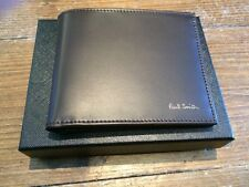 Paul Smith Billfold Multistripe Wallet BNIB Designer Mens Accessories