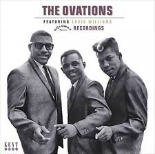 The Ovations Featuring Louis Williams - Goldwax Recordings (CDKEND 246)