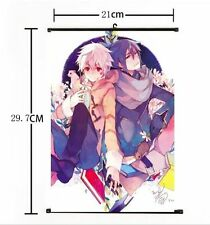 HOT Anime No.6 Shion & Nezumi Wall Poster Scroll Home Decor Cosplay 215