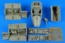 Aires 1/32 A-7E Corsair II - early detail set for Trumpeter kit # 2200