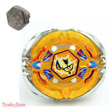 Fusion Masters Beyblade BB 126 Flash Sagittario+HEAVY METAL FACE BOLT