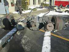 2012 International 4300 21,000# rear axle assembly,LOW MILES