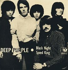 ★☆★ CD Single DEEP PURPLE Black Night 2-track CARD SLEEVE   ★☆★