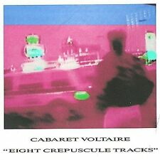 CABARET VOLTAIRE 8 Crepuscule Tracks CD 1992 Giant/Rockville Records NEW OOP