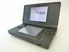Nintendo DS Lite Handheld Gaming System - RED & BLACK - 2UAG