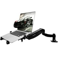 Loctek LOCTEK D5L 2-in-1 Monitor Arm Laptop Mount Stand Swivel Gas Spring LCD