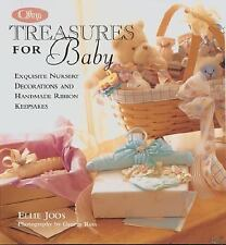 Offray: Treasures for Baby: Traditions, Inspirations, & Handmade Ribbo-ExLibrary
