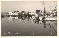 HYERES-LES-PALMIERS le port bateaux